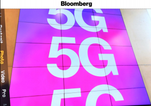 5G's Arrival Tees Up Patent Fights in Market Set to Grow 12,000%